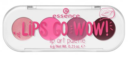 ess. lips go wow! lip art palette 01