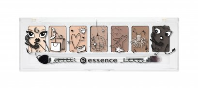 essence ... & the lovely little things eyeshadow palette 01