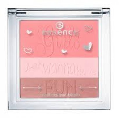 essence girls just wanna have fun multicolour blush 01