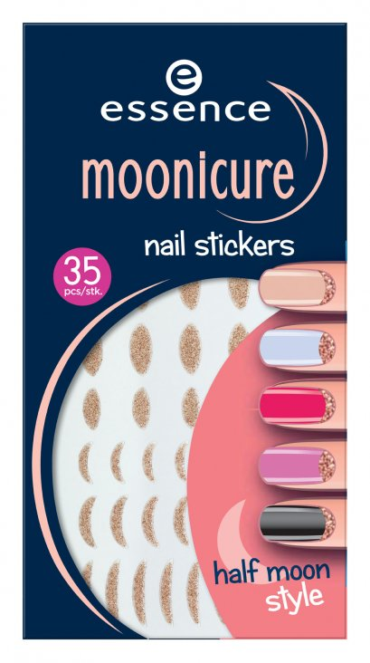 ess. moonicure nail stickers