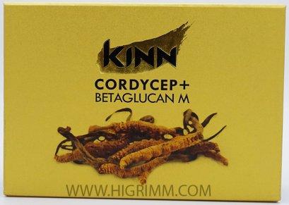 CORDYCEP+BETAGLUCAN M