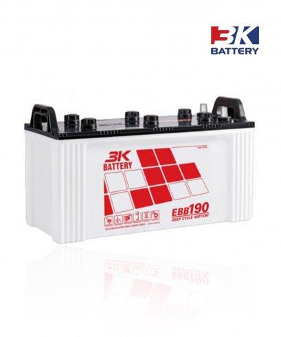 Battery Deep Cycle 3K 190Ah 12V 3K