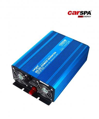 1500W อินเวอร์เตอร์ Carspa Pure Sine 24V