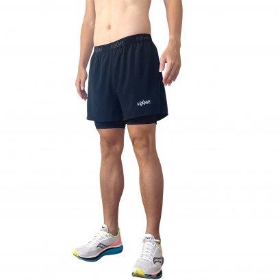 กางเกงสองมีซับใน สำหรับวิ่ง ผู้ชาย