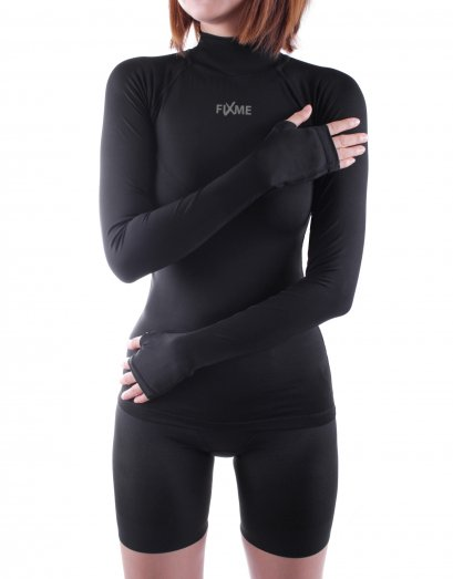 Base Layer & Rash Guard  Women  มือสอด