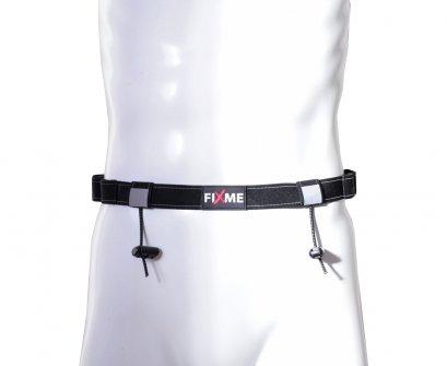FIXME Elastic สายวิ่ง ติดเบอร์ bib และ เจล