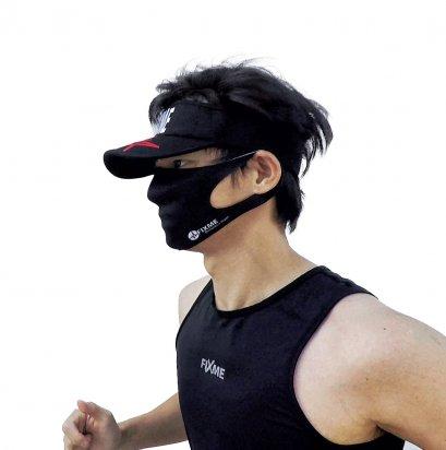 หน้ากากผ้า สำหรับออกกำลังกาย  หน้ากากใส่วิ่ง