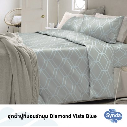 DAIMOND VISTA BLUE