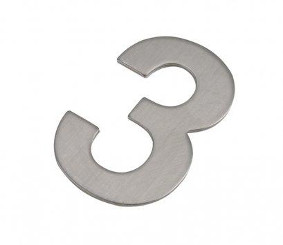 เลขที่ติดอาคาร เลข 3