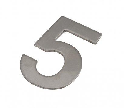 เลขที่ติดอาคาร เลข 5