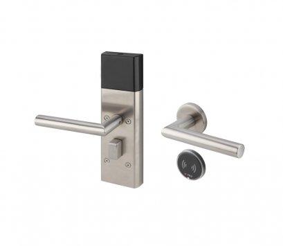 ชุดโมดูลประตู รูปแบบมือจับ DT710