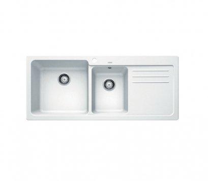 อ่างล้างจาน รุ่น BLANCO NAYA 8 S สีขาว