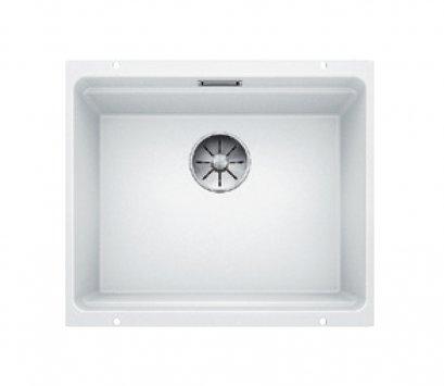 อ่างล้างจาน รุ่น BLANCO ETAGON 500-U สีขาว