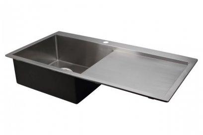 อ่างล้างจานแบบติดตั้งบนเคาน์เตอร์ รุ่นเฮรา