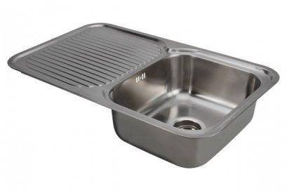อ่างล้างจานแบบติดตั้งบนเคาน์เตอร์ รุ่นเฮสเทีย