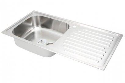 อ่างล้างจานแบบติดตั้งบนเคาน์เตอร์ รุ่นมาร์ส