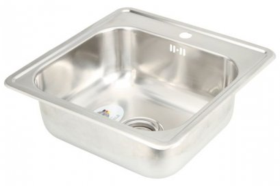 อ่างล้างจานแบบติดตั้งบนเคาน์เตอร์ รุ่นคิวปิด