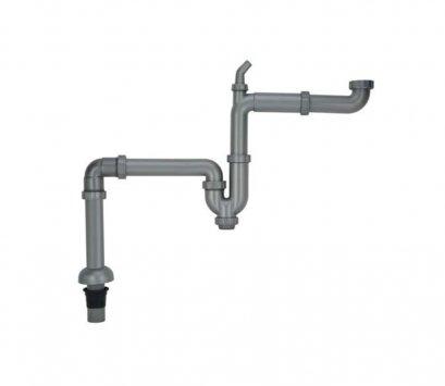 ระบบระบายน้ำทิ้ง สำหรับอ่างล้างจาน-หลุมเดียว