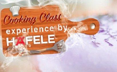 Cooking class experience by Häfele 2017 ครั้งที่ 2