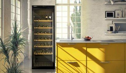 ตู้แช่ไวน์ลีบแฮรร์ (LIEBHERR) ช่วยคงทุกรสชาติกลมกล่อม ละมุนทุกช่วงเวลา