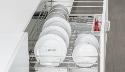 จัดระเบียบตู้เตี้ยพร้อมใช้ด้วย ชุดตะแกรงสำหรับตู้เตี้ย เวโรนา ซีรีส์