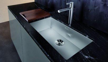 อ่างล้างจาน Blanco Zerox-U สวยหรูอย่างมีเอกลักษณ์