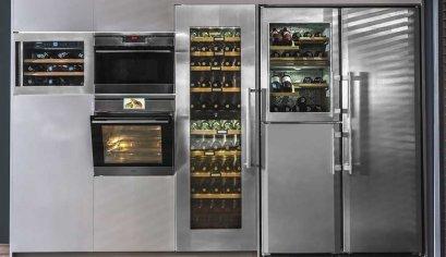 ถนอมความสดใหม่ของอาหารและไวน์ ด้วยตู้เย็นและตู้แช่ไวน์ลีบแฮรร์ (LIEBHERR)