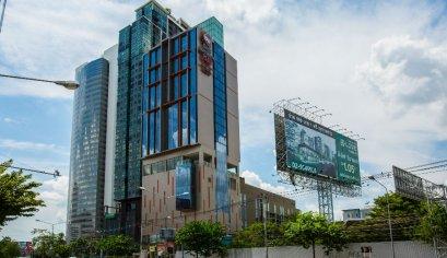 โรงแรมเบสท์ เวสเทิร์น พลัส แวนด้า แกรนด์ กรุงเทพฯ