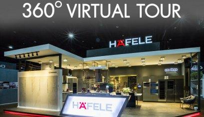 ชมบูธงานสถาปนิกแบบ 360 องศา (360° Virtual Tour)