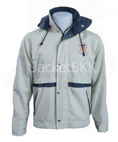 Jacket เสื้อแจ็คเก็ตเอวปล่อย มีฮู้ด (สามารถถอดฮู้ดได้)