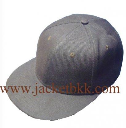 หมวกฮิปฮอป สีน้ำตาล
