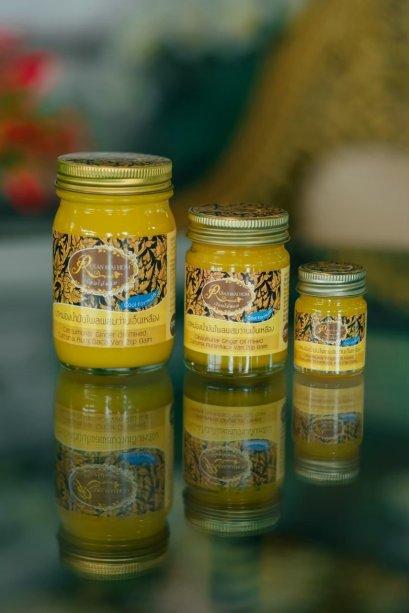 Cassumunar Ginger - Plai Oil (Cool Formula)
