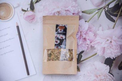 ชาสมุนไพรดอกเก็กฮวยแห้ง