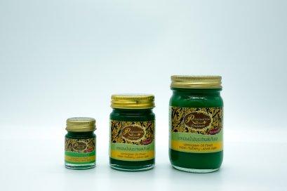 Wintergreen oil green balm (hot formula)