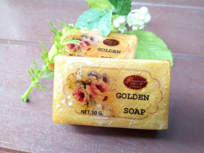 Golden Soap