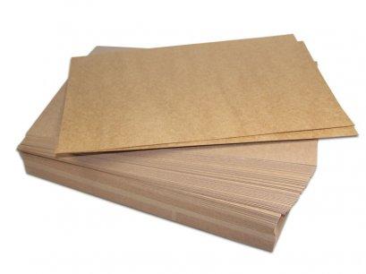 แผ่นกระดาษลูกฟูก สำหรับงานดีไซด์ งานฝีมือ