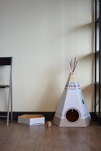 บ้านแมวกระดาษ CABITAT
