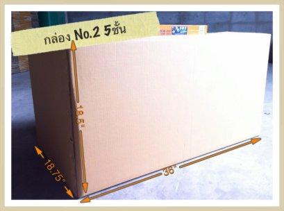 กล่องกระดาษปากคลอง No.2