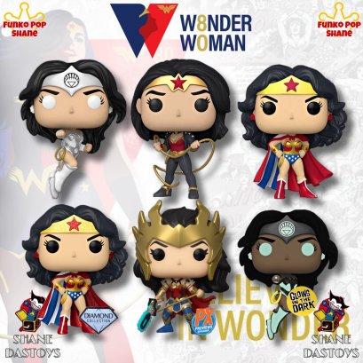 Funko Pop! HEROES : Wonder Woman 80th Anniversary