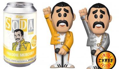 Funko Soda Freddie Mercury