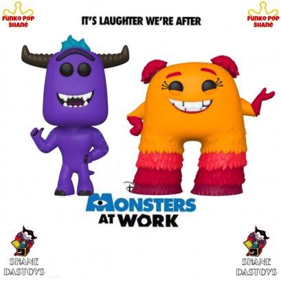 Funko Pop! DISNEY : Monsters At Work