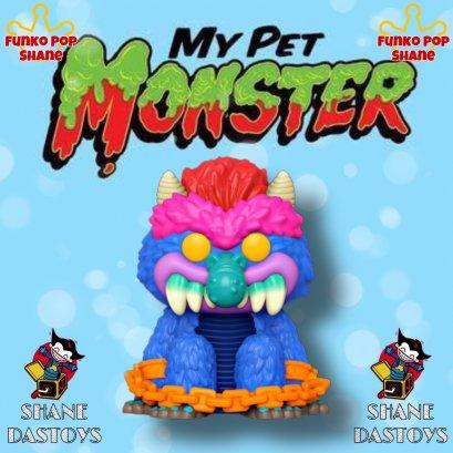 Funko Pop! Retro Toys : My Pet Monster