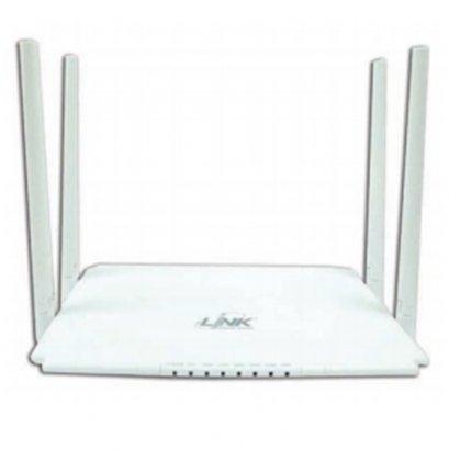 PR-0120 : LINK AC1200 Gigabit Wi-Fi- Dual Band Router