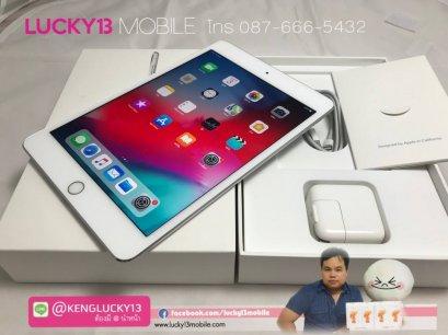 iPad MINI4 128GB WIFI SILVER TH สภาพสวยมาก 98% ยกกล่อง เพียง 9,900฿ เท่านั้น !!