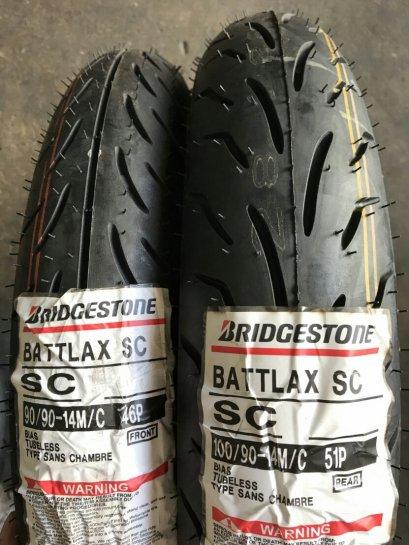 Battlax SC