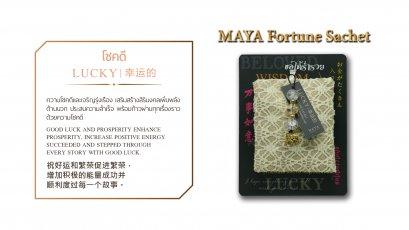"MAYA Fortune Sachet ""โชคดี"" (PEAR & FEESIA)"