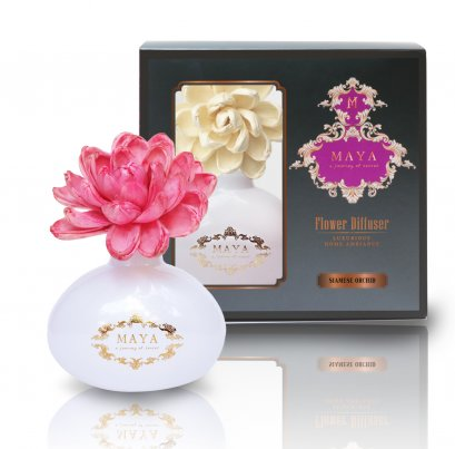 SIAMESE ORCHID FLOWER DIFFUSER
