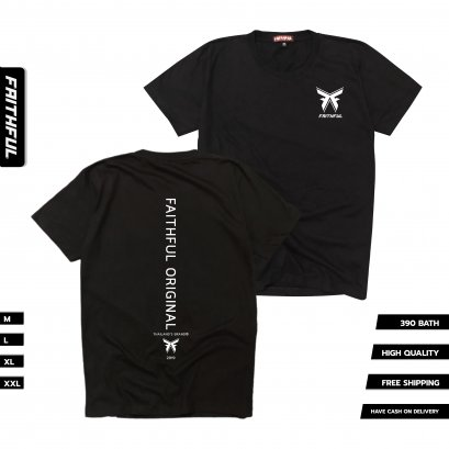 FAITHFUL ORIGINAL® - BLACK