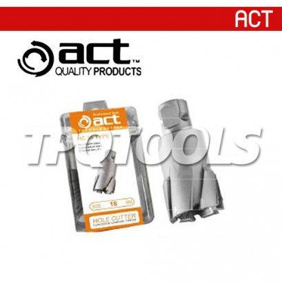 I-ACT-HC-3512 โฮลคัตเตอร์ทั่งเสตนคาร์ไบท์ เจาะลึก 35 มม. รุ่น ONE TOUCH