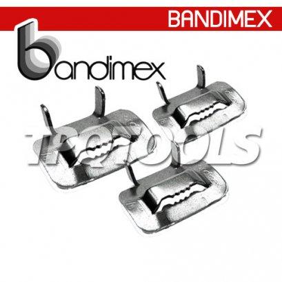 กิ๊ปรัดสแตนเลส BANDIMEX